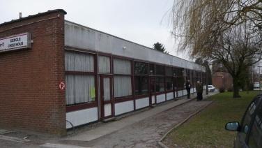 Salle paroissiale «Chez nous» Notre Dame Auxiliatrice Tournai