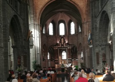 Saint-Quentin et Saint-Jacques à Tournai