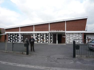 Salle paroissiale «Foyer Saint-Eloi» Froyennes