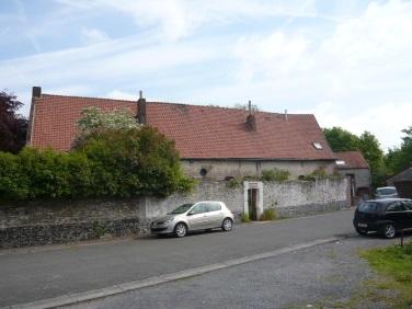 Salle paroissiale d'Allain (Massabielle)