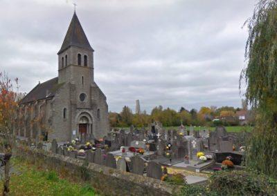 Saint-Martin à Warchin