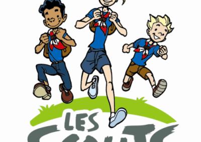Les scouts de Tournai